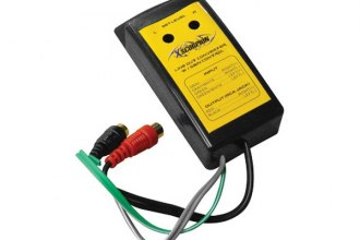 Xscorpion® - High To Low Line Output Converter with Gain Control