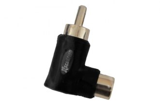 Xscorpion® - RCA Right Angle Adapters Pack