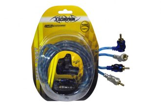 Xscorpion® - Expert Link Spiral Twisted RCA Interconnect Cable