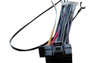 Xscorpion® - Headunits Wiring Harness for Sony