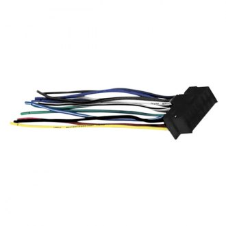 pi16002_6 freightliner oe wiring harnesses & stereo adapters at carid com Car Stereo Wiring Harness at gsmportal.co