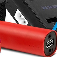 Xtreme Accessories 3 in 1 Speaker Battery Bank