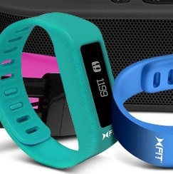 Xtreme Accessories Bluetooth Weater Resistant Fitness Tracker