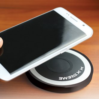 Xtreme Accessories® - Touch N' Charge Wireless Charger