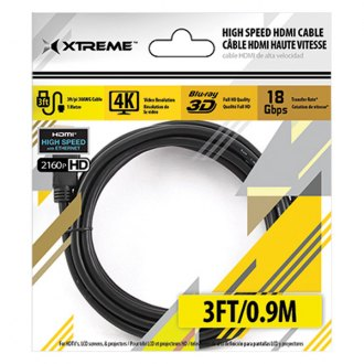 Xtreme Accessories® - High Speed HDMI Poly Bags