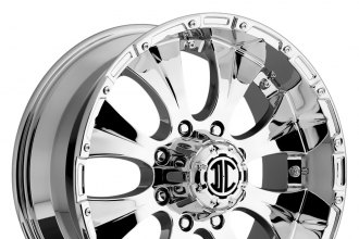 "XTREME® - NX-2 Chrome (17"" x 8"", +32 Offset, 6x139.7 Bolt Pattern, 108.00mm Hub)"