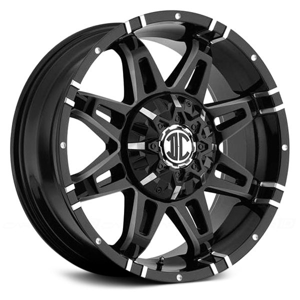 XTREME® - NX-6 Gloss Black with Machined Accents