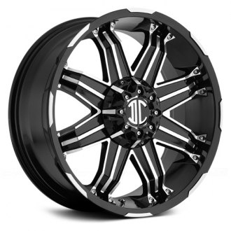 XTREME® - NX-7 Gloss Black with Machined Face