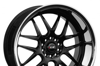 XXR® - 526 Black with SS Lip
