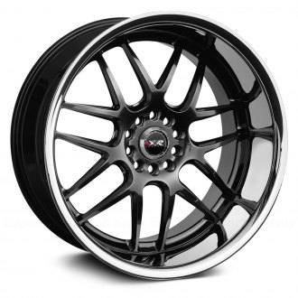 XXR® - 526 Chromium Black with SS Lip