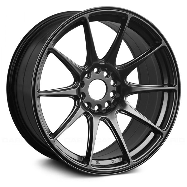 Wheels on Xxr 527 Chromium Black 1 Jpg