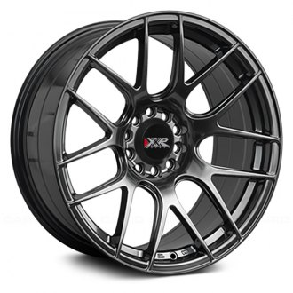 XXR® - 530 Chromium Black