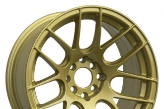 "XXR® - 530 Gold (18"" x 7.5"", +38 Offset, 5x100 Bolt Pattern, 73.1mm Hub)"