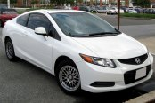 XXR® - 531 Platinum on Honda Civic