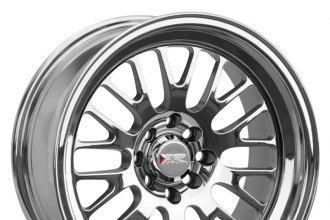"XXR® - 531 Platinum (17"" x 9"", +25 Offset, 5x114.3 Bolt Pattern, 73.1mm Hub)"