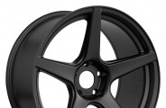 "XXR® - 535 Flat Black (18"" x 7.5"", +38 Offset, 5x100 Bolt Pattern, 73.1mm Hub)"
