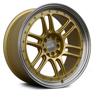 XXR® - 552 Gold with Machined Lip
