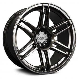 XXR® - 558 Chromium Black