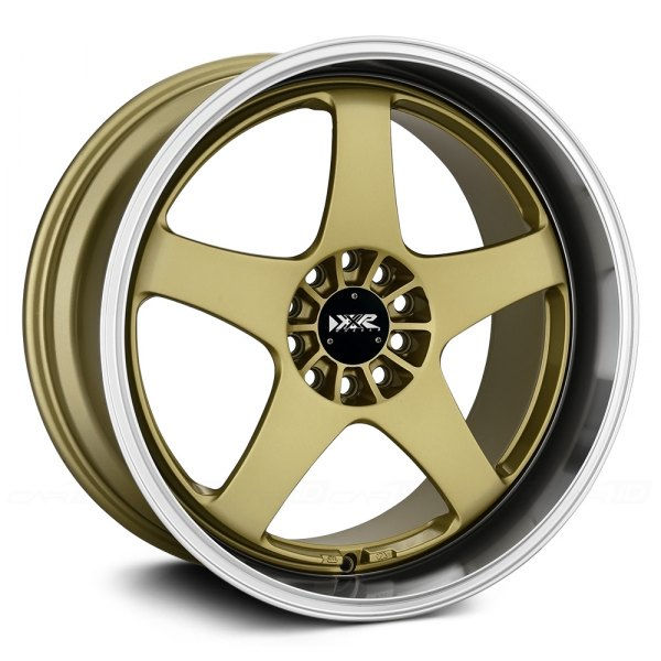XXR® - 962 Gold with Machined Lip