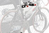 Yakima® - HighLite 2-Bike Gloss White Hitch Bike Rack