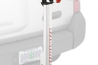 Yakima® - HighLite Hitch Bike Rack (2-Bike, Gloss White)