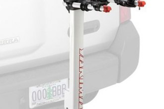 Yakima® - HighLite Hitch Bike Rack (3-Bike, Gloss White)