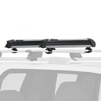 Yakima® - Big PowderHound Roof Ski and Snowboard Racks (6 Pairs of Skis or 4 Snowboard)