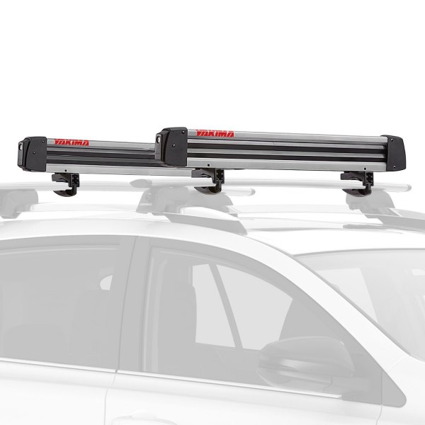 Yakima® - FreshTrack Ski and Snowboard Rack (6 Pairs of Skis or 4 Snowboards)