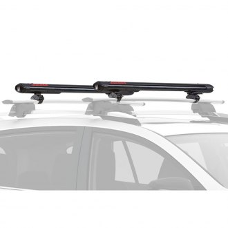 Yakima® - FatCat EVO Black Ski and Snowboard Rack (6 Pairs of Skis or 4 Snowboards)