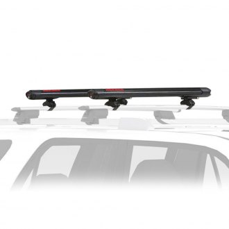 Yakima® - FatCat EVO Silver Ski and Snowboard Rack (6 Pairs of Skis or 4 Snowboards)