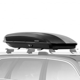 Photo Yakima - ShowCase Roof Cargo Box for Nissan Titan