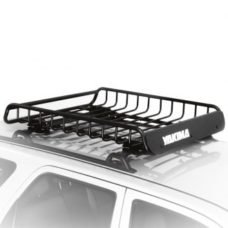 Photo Yakima - LoadWarrior Roof Cargo Basket for Nissan Titan