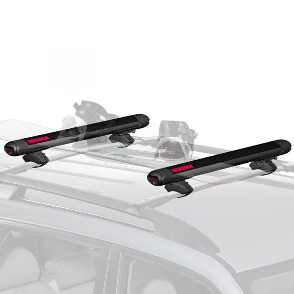 Yakima® - FatCat Roof Ski and Snowboard Racks