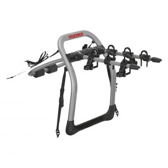 Yakima® - HalfBack Trunk Mount Bike Rack for 3 Bikes