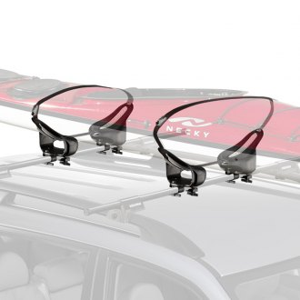 YAKIMA® - Mako Saddles Kayak Rack for Round and Square Crossbars