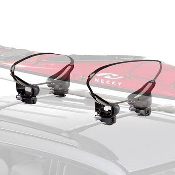 Yakima® - Mako Aero Saddles Kayak Rack