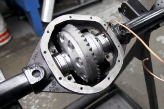 Part 4 - Gears Axles and Traction