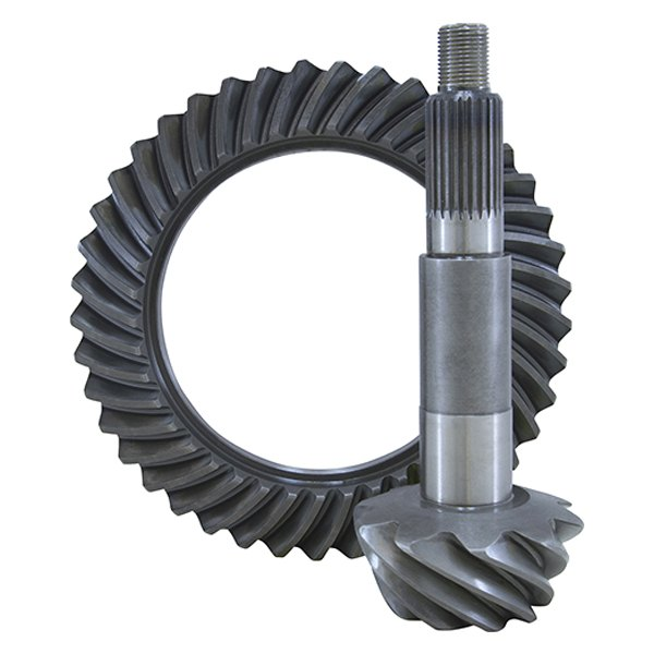 Yukon Gear & Axle® - Front High Performance Ring and Pinion Gear Set