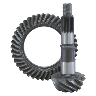Yukon Gear & Axle® - Rear High Performance Ring and Pinion Gear Set