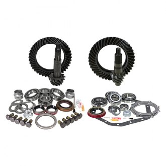 Yukon Gear & Axle® - Rear Ring and Pinion Gear Complete Package