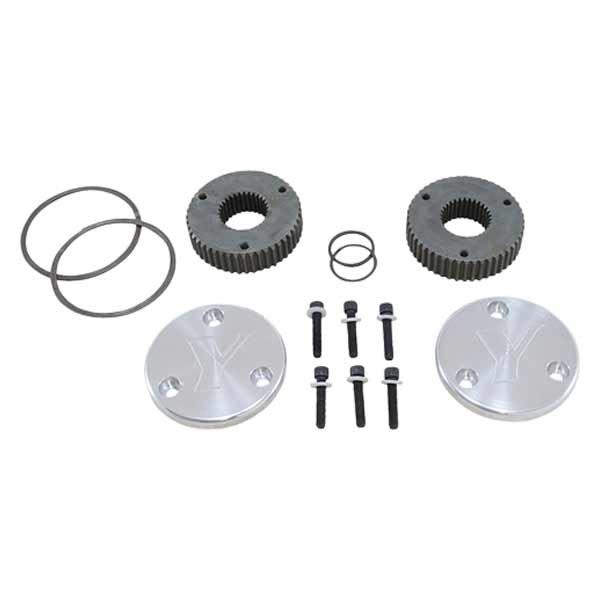 Yukon Gear & Axle® - Hardcore™ Front Drive Flange Kit