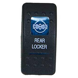 Yukon Gear & Axle® - Rear Zip Locker Switch Cover