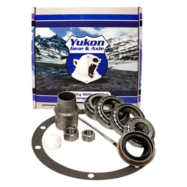 Yukon Gear & Axle® - Rear Differential Bearing Installation Kit With Timken Bearings and Races