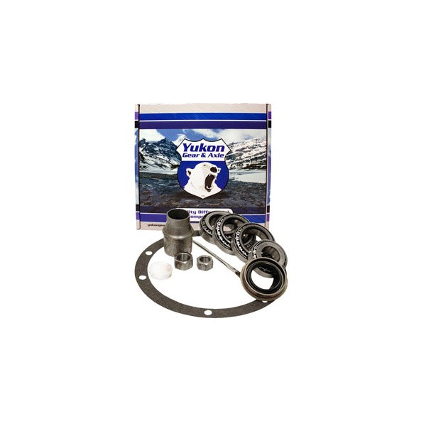 Yukon Gear & Axle® - Front Differential Bearing Installation Kit With Timken Bearings and Races and W/O Crush Sleeve