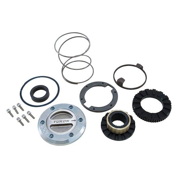 Yukon Gear & Axle® - Hardcore™ Front Locking Hub Set