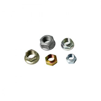 Yukon Gear & Axle® - Front Differential Pinion Nut