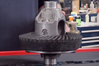 Yukon Gear & Axle® - How to Properly Grind a Thick Ring Gear