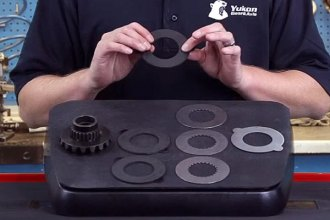 Yukon Gear & Axle® - How to Stack Clutches for a Clutch Style Positraction