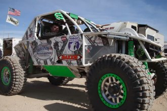 Yukon Gear & Axle® - King of the Hammers 2017