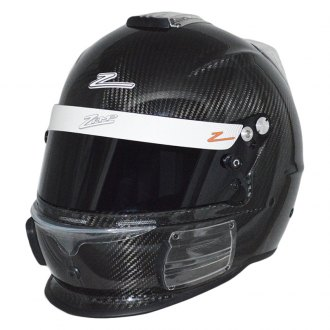 Zamp® - RZ-44C Dirt Full Face Carbon Black Racing Helmet